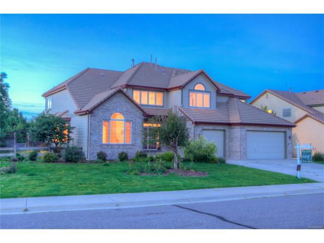 23453 Painted Hills Street, Parker, CO 80138 (MLS #7338656) :: 8z Real Estate