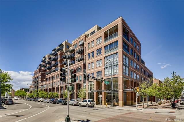 1499 Blake Street 3E, Denver, CO 80202 (#7360015) :: Bring Home Denver with Keller Williams Downtown Realty LLC