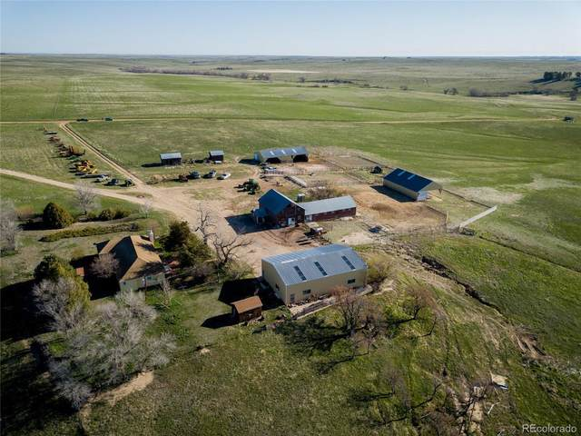 12760 County Road 142, Kiowa, CO 80117 (#7368861) :: The DeGrood Team