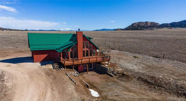 2480 Lope Loop, Westcliffe, CO 81252 (#7370495) :: Venterra Real Estate LLC