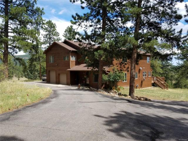 631 Old Corral Road, Bailey, CO 80421 (#7398859) :: The DeGrood Team