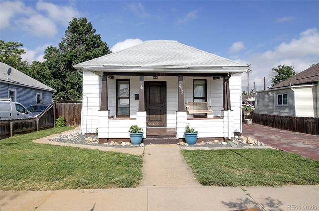 235 Garfield Avenue, Loveland, CO 80537 (#7401979) :: The HomeSmiths Team - Keller Williams