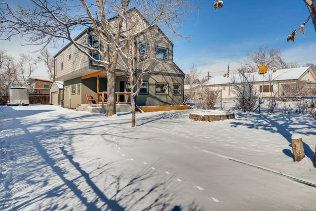 4875 Chase Street, Denver, CO 80212 (#7410890) :: The Griffith Home Team