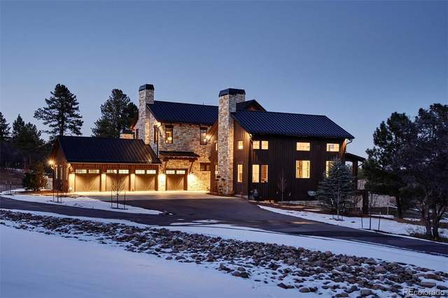 1471 Sky View Lane, Larkspur, CO 80118 (#7445607) :: Hudson Stonegate Team