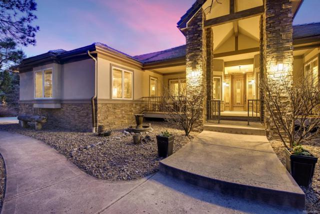 5450 Soapweed Circle, Parker, CO 80134 (#7452330) :: The DeGrood Team