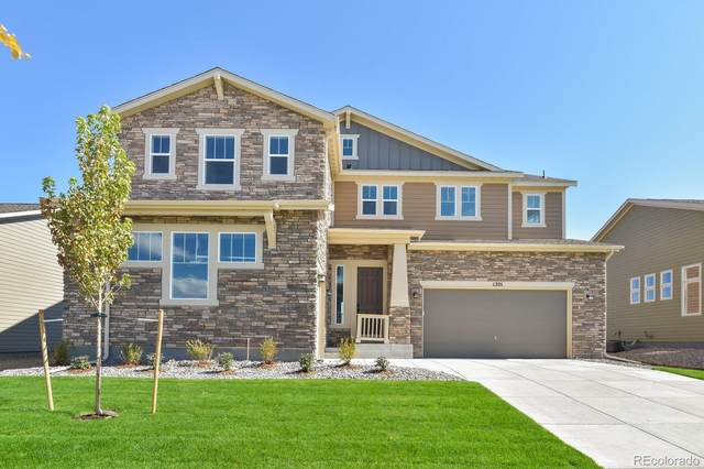 1201 Homestead Road, Erie, CO 80516 (#7455628) :: The Heyl Group at Keller Williams