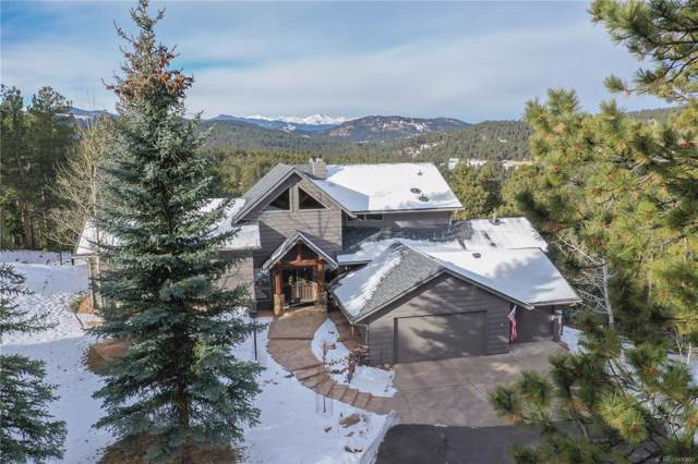 7404 Ridgecrest Lane, Morrison, CO 80465 (#7468187) :: Berkshire Hathaway Elevated Living Real Estate