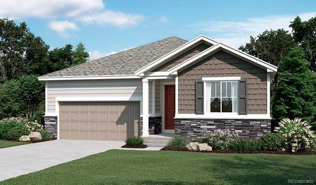 6744 Palmetto Court, Castle Rock, CO 80108 (MLS #7473630) :: 8z Real Estate