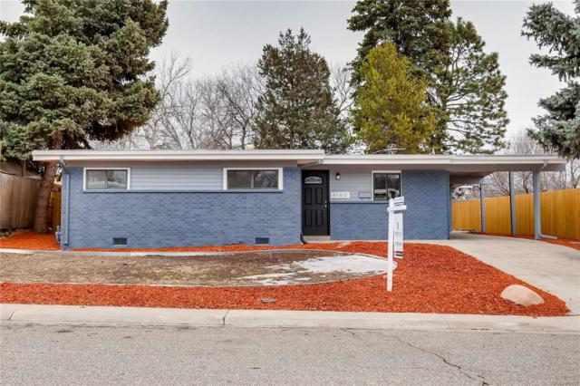 6160 Dover Street, Arvada, CO 80004 (#7474096) :: The City and Mountains Group
