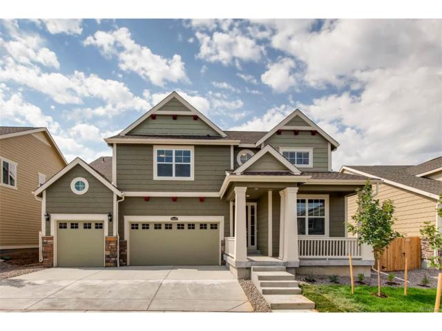10445 Isle Street, Parker, CO 80134 (MLS #7490339) :: 8z Real Estate