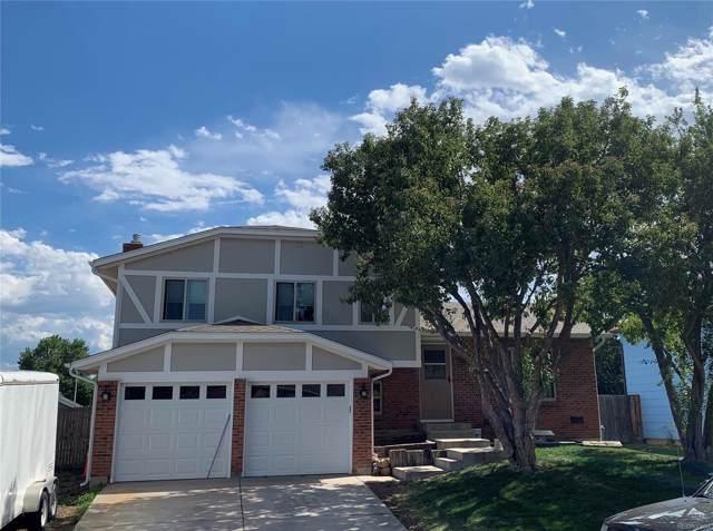 8702 W Stanford Avenue, Littleton, CO 80123 (MLS #7490340) :: 8z Real Estate