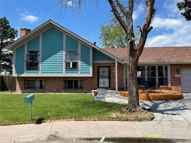 12191 E Stoll Place, Denver, CO 80239 (#7490752) :: The Healey Group