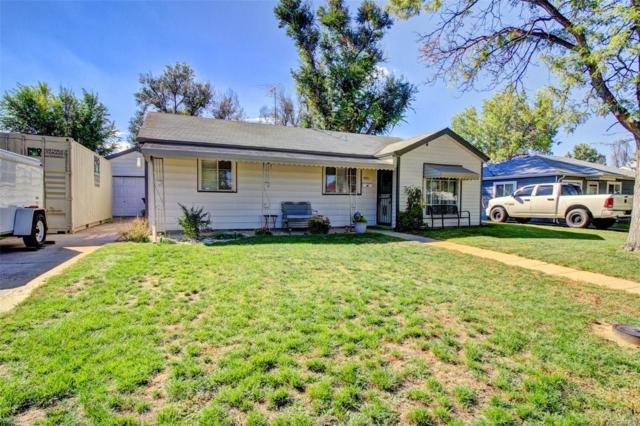 921 Zion Street, Aurora, CO 80011 (#7497850) :: The Peak Properties Group