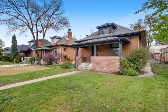 1188 S Emerson Street, Denver, CO 80210 (MLS #7512503) :: 8z Real Estate
