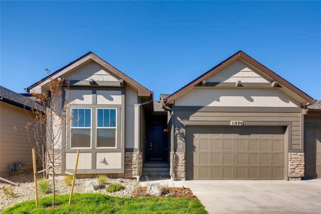 11890 Barrentine Loop, Parker, CO 80138 (#7520552) :: The HomeSmiths Team - Keller Williams