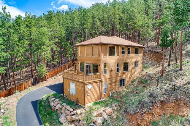 3106 Buttercup Lane, Evergreen, CO 80439 (#7530756) :: The DeGrood Team