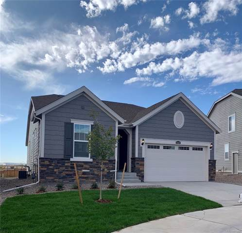 15828 Red Bud Court, Parker, CO 80134 (#7546339) :: The DeGrood Team