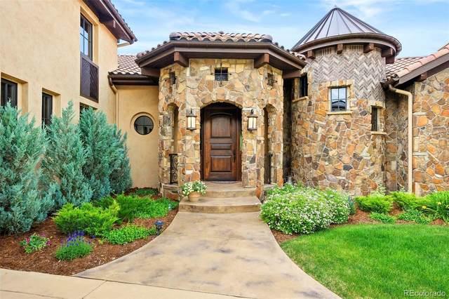8200 Dante Drive, Littleton, CO 80125 (#7554013) :: Finch & Gable Real Estate Co.