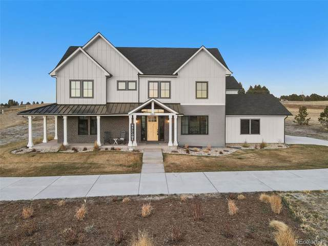2860 Hidden Den Court, Franktown, CO 80116 (#7559291) :: The Harling Team @ HomeSmart