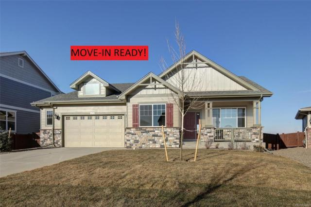 1487 Sidewinder Circle, Castle Rock, CO 80108 (#7575325) :: Group 46:10 - Denver