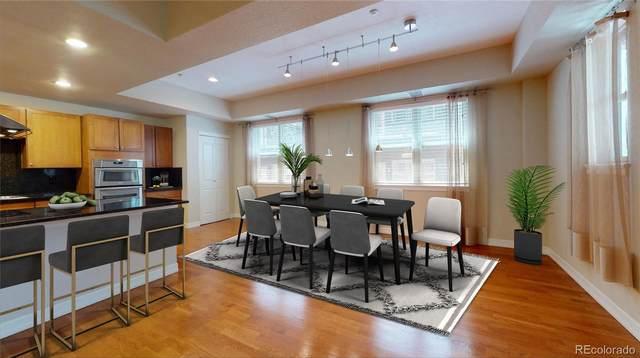 2200 S University Boulevard #205, Denver, CO 80210 (#7580188) :: Real Estate Professionals