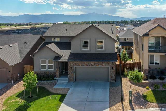 2680 Farrier Court, Colorado Springs, CO 80922 (MLS #7590244) :: Kittle Real Estate