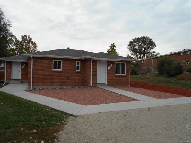 166 S Kendall Street, Lakewood, CO 80226 (MLS #7620940) :: Keller Williams Realty