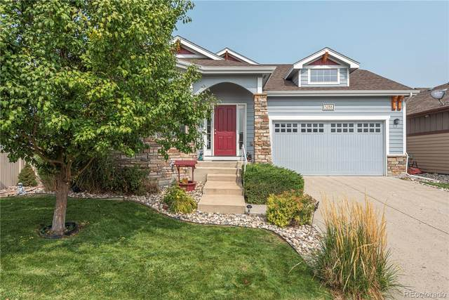 5288 Coral Burst Circle, Loveland, CO 80538 (MLS #7627682) :: Kittle Real Estate
