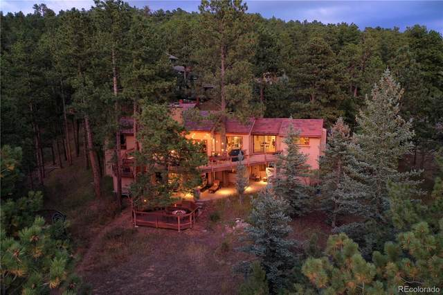 25180 Montane Drive W, Golden, CO 80401 (MLS #7637252) :: 8z Real Estate