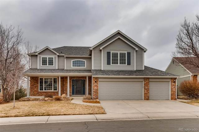 10201 Mountain Maple Drive, Highlands Ranch, CO 80129 (MLS #7637868) :: 8z Real Estate