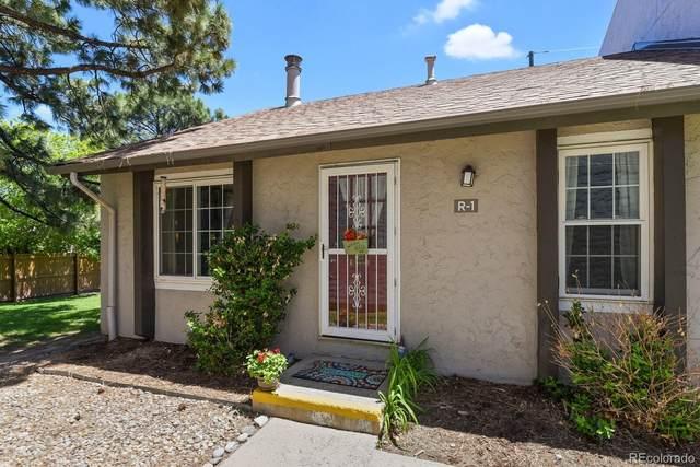 7110 S Gaylord Street R01, Centennial, CO 80122 (#7643103) :: Kimberly Austin Properties