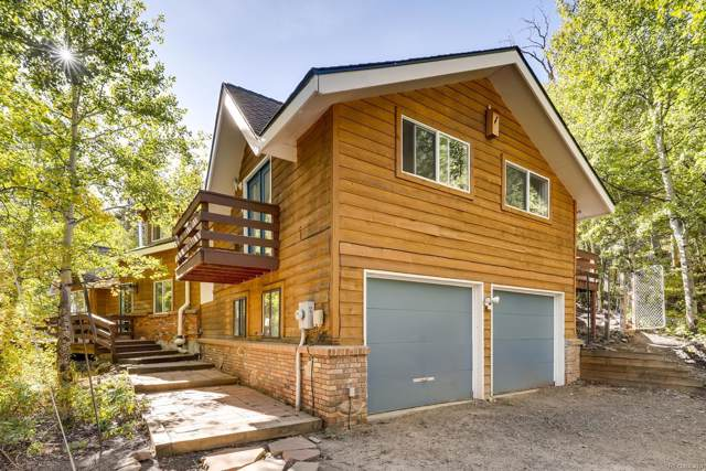 11917 Coal Creek Heights Drive, Golden, CO 80403 (MLS #7661289) :: Bliss Realty Group