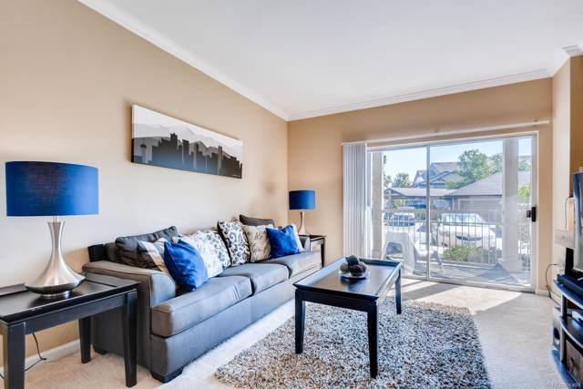 7423 S Quail Circle #1513, Littleton, CO 80127 (MLS #7673821) :: 8z Real Estate