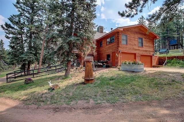 135 Nova Lane, Pine, CO 80470 (#7697246) :: Venterra Real Estate LLC