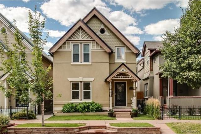 924 E 22nd Avenue, Denver, CO 80205 (#7713544) :: House Hunters Colorado