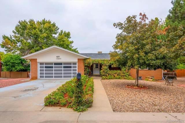12607 W 38th Drive, Wheat Ridge, CO 80033 (#7718146) :: The Griffith Home Team