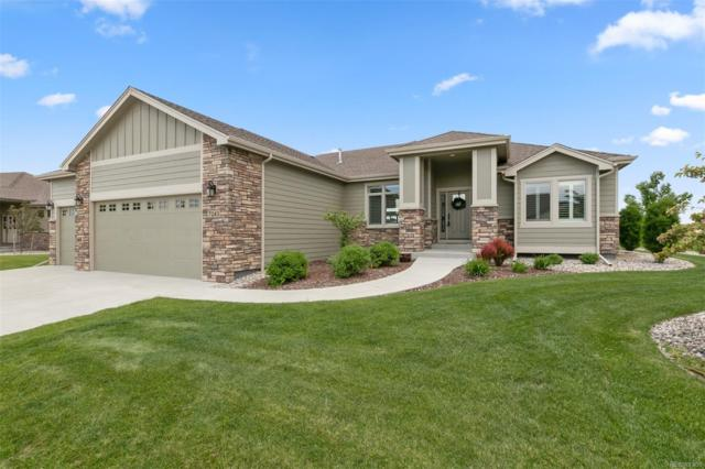 7243 Crystal Downs Drive, Windsor, CO 80550 (#7723086) :: Bring Home Denver with Keller Williams Downtown Realty LLC