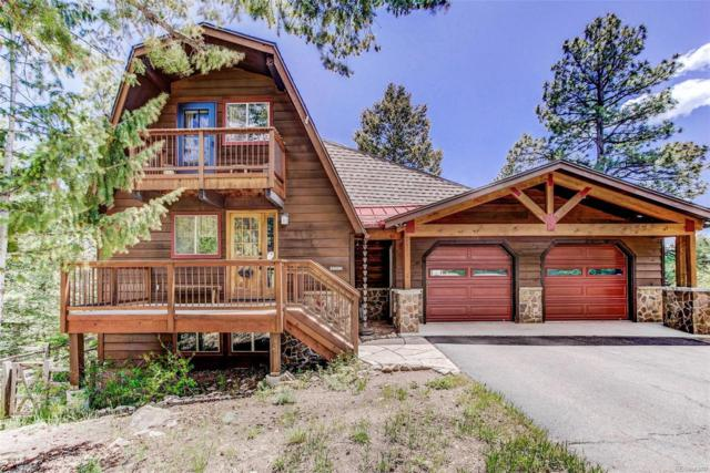 6550 Kilimanjaro Drive, Evergreen, CO 80439 (MLS #7751764) :: Bliss Realty Group