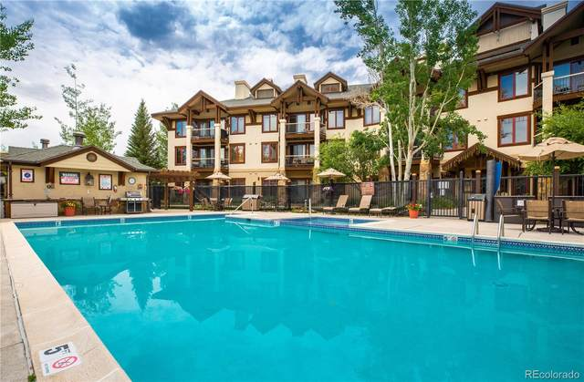 1463 Flattop Circle #312, Steamboat Springs, CO 80487 (#7752802) :: Venterra Real Estate LLC