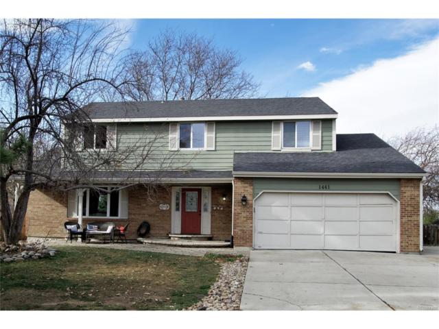 1441 E Long Place, Centennial, CO 80122 (#7754378) :: The Sold By Simmons Team