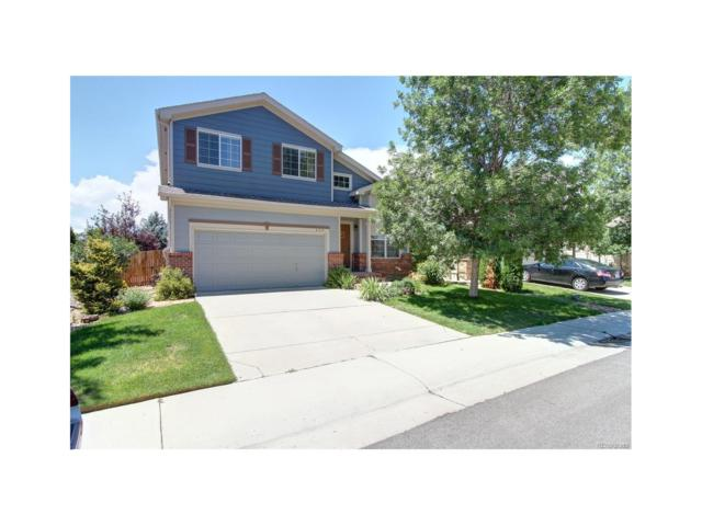 6219 Westview Circle, Parker, CO 80134 (MLS #7754614) :: 8z Real Estate