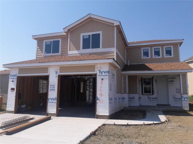 3240 E 94th Drive, Thornton, CO 80229 (#7764795) :: The Griffith Home Team
