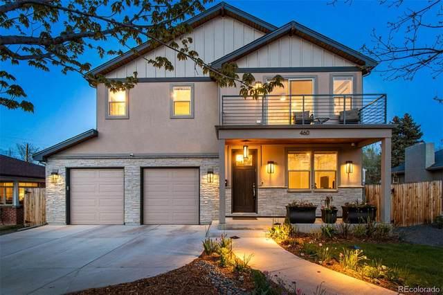 460 Oneida Street, Denver, CO 80220 (#7792289) :: Venterra Real Estate LLC