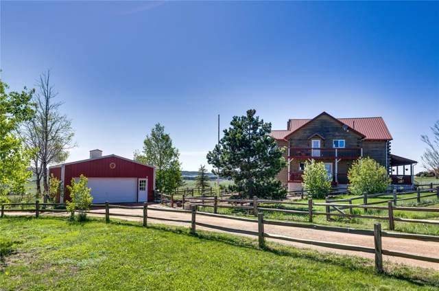 5315 Best Road, Larkspur, CO 80118 (MLS #7793416) :: 8z Real Estate