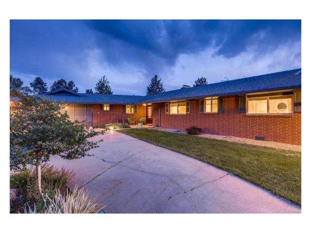 4594 S Akron Street, Greenwood Village, CO 80111 (MLS #7834431) :: 8z Real Estate