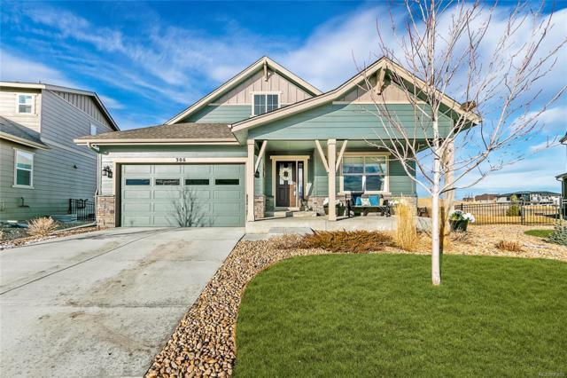 306 Baja Drive, Windsor, CO 80550 (#7842175) :: House Hunters Colorado