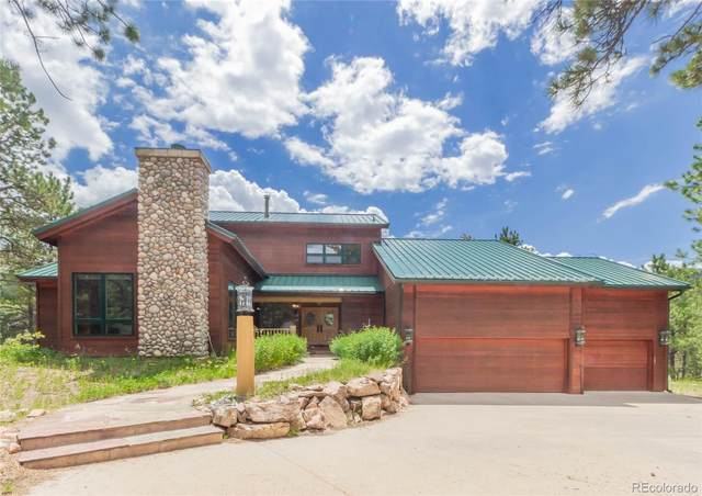 298 Pine Forest Road, Lake George, CO 80827 (#7845637) :: James Crocker Team