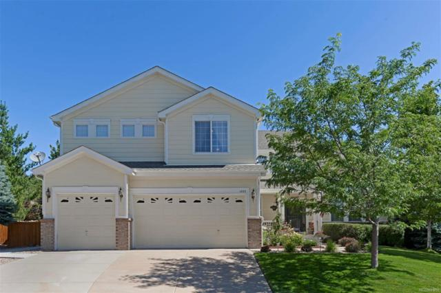 1885 Rhodonite Court, Castle Rock, CO 80108 (#7850085) :: The Pete Cook Home Group