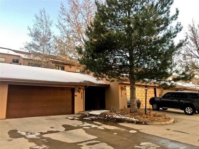 6638 Pinewood Drive, Parker, CO 80134 (#7856076) :: The HomeSmiths Team - Keller Williams