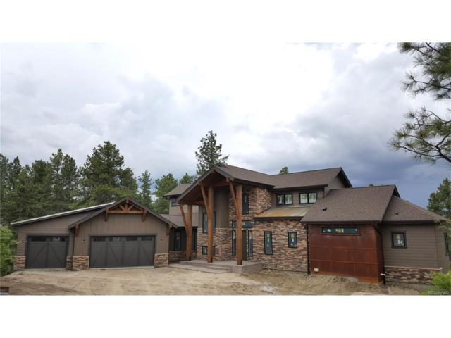 938 N White Tail Drive, Franktown, CO 80116 (MLS #7858957) :: 8z Real Estate